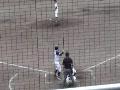 動画:山本 洋平(筑波大)遊撃手